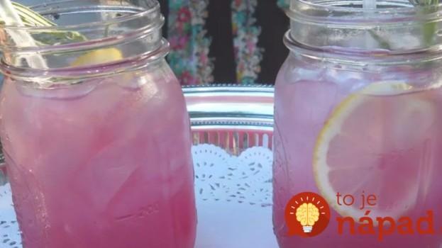 Vyskúšajte túto zázračnú limonádu z levandule: Zaženie úzkosť, bolesť hlavy a chutí úžasne!