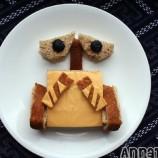 Fotopostup: Veselý WALL-E sendvič