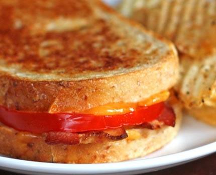 Raňajkové pečené sedviče