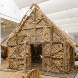 Uhádnete, z čoho je postavený tento dom?
