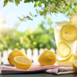Domáca citrónová limonáda
