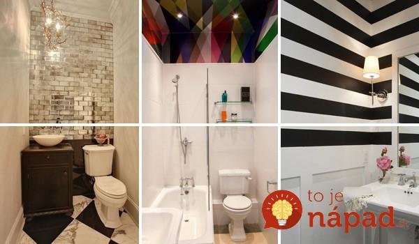 22 skvel ch rie en pre mal k pe ne - How to make a small bathroom look larger ...