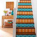 20skvelých nápadov, ako oživiť staré schodisko