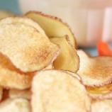 Fotopostup: Zemiakové lupienky bez tuku a smaženia