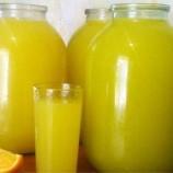9 litrov zo 4 pomarančov. Vyrobte si domáci pomarančový džús!