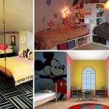 20 čarovných nápadov na zdieľané dievčensko-chlapčenské detské izby