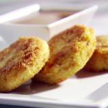 Jemné zemiakové placky na grécky spôsob