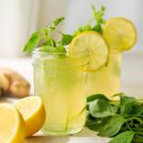 Zázvorová limonáda osvieži a postaví na nohy