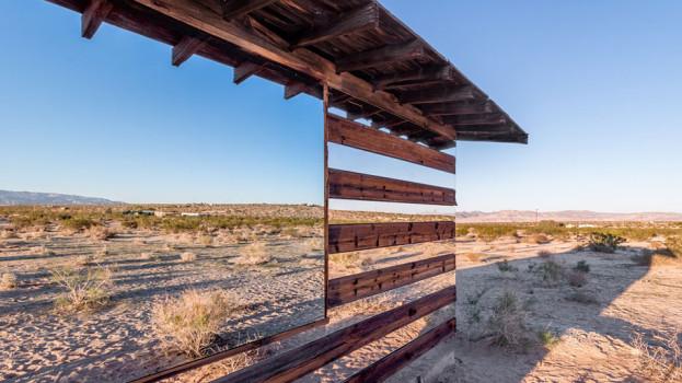 Dom duchov: vynára sa z púšte a mizne priamo pred očami