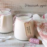 Zdravý domáci jogurt