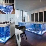 30 najneobvyklejších akvárií na svete