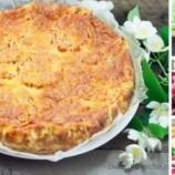 """Slaný """"Cukeťák"""" so syrom a paradajkami"""