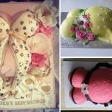 Obrazom: Najkrajšie torty pre budúce mamičky