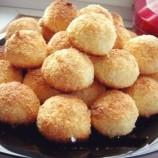 Žiadna múka, 5 minút prípravy: Fantastické kokosky len z 3 ingrediencií