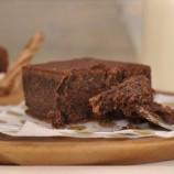 Fotopostup: Jednoduchý čokoládový koláč
