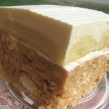 Bleskový banánový koláč