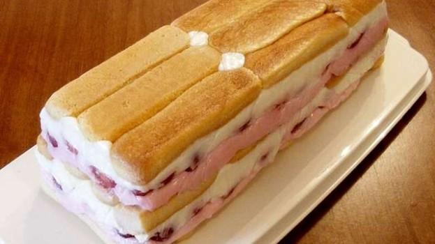Blesková nepečená torta
