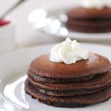 5 minútové čokoládové lievance
