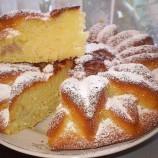 Jednoduchý hrnčekový koláč