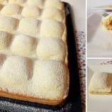 """Top jesenný dezert: Fantastický koláč """"Jablková perinka""""!"""
