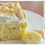 """Dierkovaný dezert """"Banánové pokušenie"""""""
