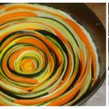 """Zdravý zeleninový koláč: """"Jesenné slnko"""""""
