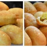 Zemiakové šišky so syrom pečené v rúre