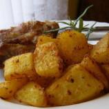 Pečené korenené zemiaky