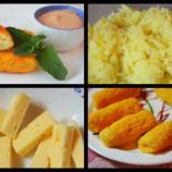 Fotopostup: Chrumkavé zemiakové tyčinky so syrom