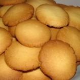 Jednoduché maslové sušienky
