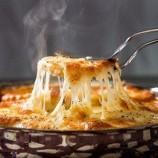 Zemiaky zapečené so syrom a smotanou