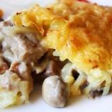 Kuracie kúsky v zemiakovo-syrovom kožuchu