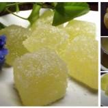 Nevedie vaše deti odolať nezdravým sladkostiam z obchodu? Pripravte im domáce citrónové cukríky!
