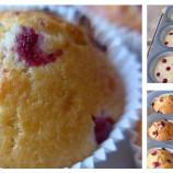 Bodkované muffiny