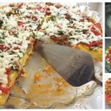 Blesková kuracia pizza