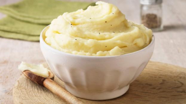Najlepšia zemiaková kaša