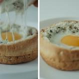 Raňajkové plnené žemle