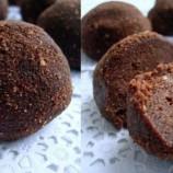 Pudingovo-čokoládové guľôčky