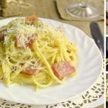 """Pripravte si doma taliansku lahôdku """"Pasta Carbonara"""""""