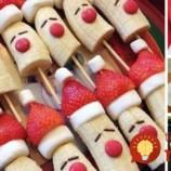 31 najkrajších nápadov na vianočné jednohubky a pohostenie pre vaše návštevy!