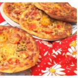 Mini pizze z tvarohového cesta