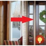 Toto vám ušetrí za vykurovanie: Jednoduchý trik, ako zabrániť úniku tepla cez okná a dvere!