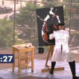 Nikto nechápal, čo tento muž maľuje. Keď po 90 sekundách skončil, všetci takmer onemeli!