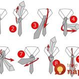 Inšpirácia pre pánov: 18 tipov ako si uviazať kravatu