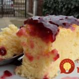 Jednoduchý koláč so skvelou chuťou: Kokosová fantázia