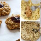 Zdravé sušienky z 3 ingrediencií