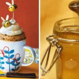 Raňajkový medový koláčik hotový za 5 minút!
