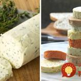 5 x inak: Vyrobte si domáce bylinkové maslo