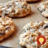 Najjednoduchšie zdravé sušienky z 3 ingrediencií
