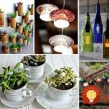 45 originálnych nápadov, ako vrátiť starým veciam z kuchyne nový život!